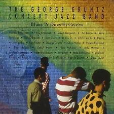 The George Gruntz Concert Jazz Band Blues `N Et Cetera 1991 ENJA CD