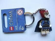 LEGO LAVAL Key Chain  Key Ring CHIMA NINJAGO XMAS STOCKING FILLER MINT