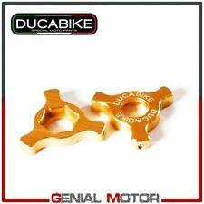 Registri Forcella Ch. 17 mm. Oro Ducabike Ducati Monster S4R S 2006 > 2008