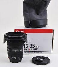 Canon EF 16-35mm 1:2.8 L II USM