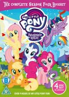 Nuovo My Little Pony Stagione 4 DVD (MLP007)