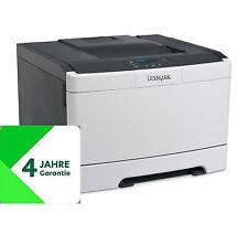 Lexmark CS317dn Farb-Laserdrucker, Netzwerk, Duplex, 4-Jahre Garantie, 28CC074