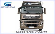 1 Stück VOLVO FM13 - LKW Windschutzscheibe  Aufkleber-Sticker/Decal - B 147cm!