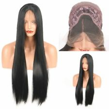 Hair Straight Lace Front Wigs Brazilian Remy Hair Lace Wigs Plucked Hairline DJ8