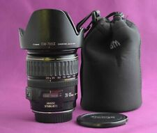 Canon EF 28-135mm F/3.5-5.6 Image stabilized (IS) USM Lens full frame1827B