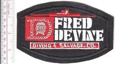 SCUBA Hard Hat Diving Oregon Fred Devine Diving & Salvage Company Portland OR bl