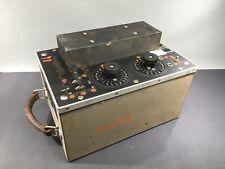 Vintage Western Electric J94713A Relay Timing Test Set Rare Unique