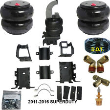 Air Helper Spring Kit Air Max Bolt On 2011-2016 Ford Super Duty Over Load Level