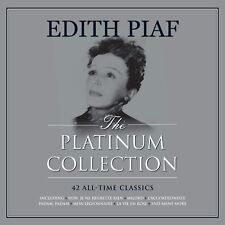 Edith Piaf - The Platinum Collection (3LP 180g Vinyl) NEW/SEALED