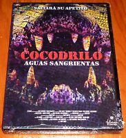 COCODRILO AGUAS SANGRIENTAS / CROCODILE 2 DEATH SWAMP - Precintada