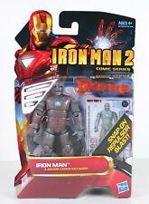 Iron Man 2 Clásico Marca 1 10cm Acción Figura Juguete Comic Series Marvel 22-Nuevo!