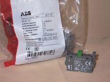ABB  MCB-10 1NO contact block 1SFA611610R1001 (NIB)