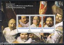 2013 Postset 3012-B-3 Frans Hals - Cluveniersschutterij - Frans Halsmuseum!