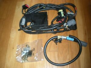 NEW OEM 2000 - 2006 LINCOLN LS TRAILER TOWING WIRING KIT