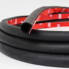 10ft Rubber Foam Sponge Car Door Hood etc Seal Strip with Self Adhesive Tape