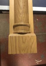 2 Oak Pilasters