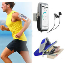 Gym ArmBand Phone Holder Outdoor Jogging Arm Band Case Running Pouch For LG/MOTO