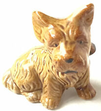 Vintage Japanese Made Wheaten Color Scottish Terrier 2� By 3�