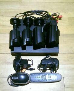 Swann IR Camera CCTV System & 500Gb Recorder: SWPRO-735CAM / SWDVR-4 1250H A*
