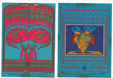 The Doors (Morrison) Lot Of 3 - Vintage Concert Handbills 60's & 1971 Way Rare!