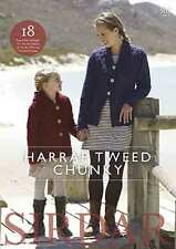 Sirdar Harrap Tweed Chunky Book 505