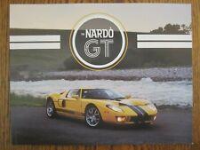 Mecum Daytime Auction  Aug 17,  2019   Auction Catalog Nardo Ford GT