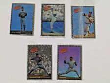 Nolan Ryan Recollections 10 card set by Triad Whataburger Baseball set unopened
