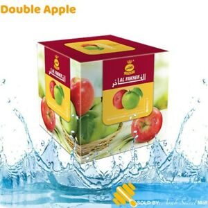 Al Fakher Double Apple Flavor.  Original Imported Product. ( 10kg- repacked)