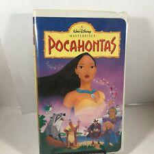 WALT DISNEY VHS Clamshell Case – Pocahontas