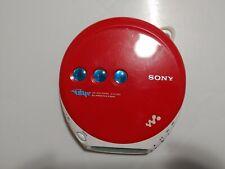 Sony Psyc CD Player Walkman Discman D-EJ360 G-Protection CD-R/RW. WORKING