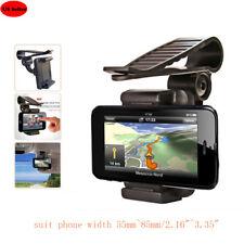 Car Sun Visor Clip Holder Mount Stand for Cellphone iPhone 6/6S Plus / 7 Plus