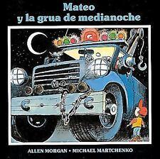 Mateo y la grua de medianoche (Spanish Edition)-ExLibrary