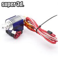 3D Printer E3D V5 J-head Hotend 12/24V Wade Extruder for 1.75/3mm Filament