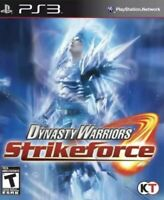 Dynasty Warriors Strikeforce Ps3 PlayStation 3 PS3 Game Only 13d Strike Force