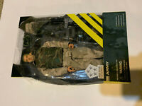 """GI JOE ARMY BUILDER FIVE STAR COLLECTIBLES 12"""" INCH FIGURE DOLL NEW IN BOX"""