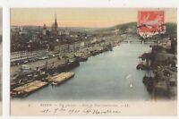 France, Rouen, Vue General, Prise du Pont Transbordeur LL 7 Postcard, B415