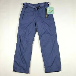 Sunderland Of Scotland Torrent Waterproof Women's Size S Short Lilac Golf Pants