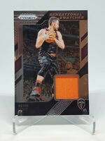 Prizm 18-19 2018 Sensational Swatches Jersey Kevin Love