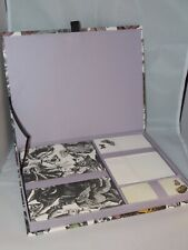 NIB~Paperchase Secret Garden WRITING SET - 30 Sheets, 15 Envelopes & Labels