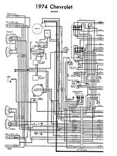 Corvette 1974 Wiring Diagram (pdf format)