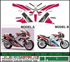 stickers kit stickers compatible fzr 1000 genesis 1992