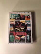 100th Anniversary National Park Service 2016 Commemorative Postcard Set 59 USA