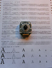 OKI ML 590/591 Microline 590/591 Testina di Stampa Printhead con pagina di prova incl IVA.