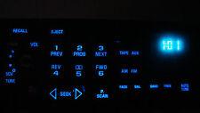 SILVERADO SIERRA DELCO GM RADIO DISPLAY LIGHT BULBS FOR CD CASETTE STEREO