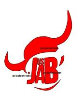 Just Jab - Jab Jab Carnival Decal