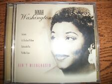 Dinah Washington-Aint Misbehavin-2000 Blanco!