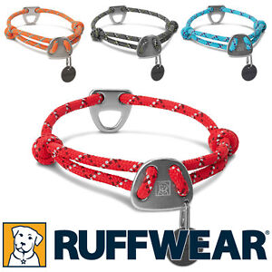 Ruffwear Knot-a-Collar Dog Collar, All Colours, All Sizes, Pet Collar