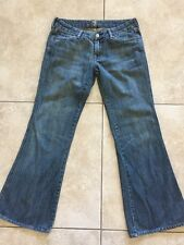 7 for all mankind Women's Jeans A Pocket Boot Cut Size 30