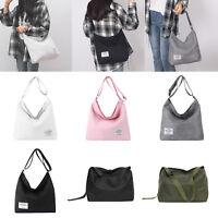 Women Shoulder Bag Handbag Casual Messenger Crossbody Travel Satchel Tote Purse