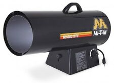 Mi-T-M Propane Forced Air Portable Heater MH-0060-LM10